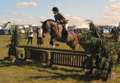 Dressage for Jumping – Part 3